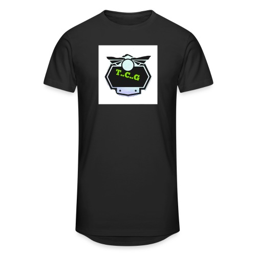 Cool gamer logo - Men's Long Body Urban Tee