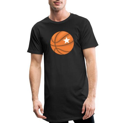 Basketball Star - Mannen Urban longshirt