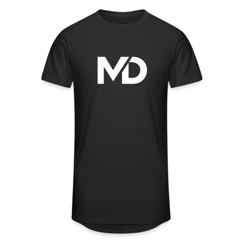 MD Clothing Official© - T-shirt long Homme