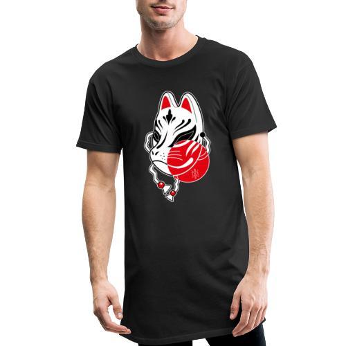 Kitsune - Maglietta  Urban da uomo