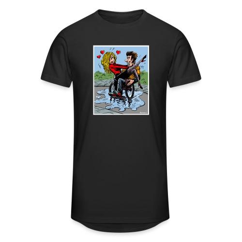 love - Urban lång T-shirt herr