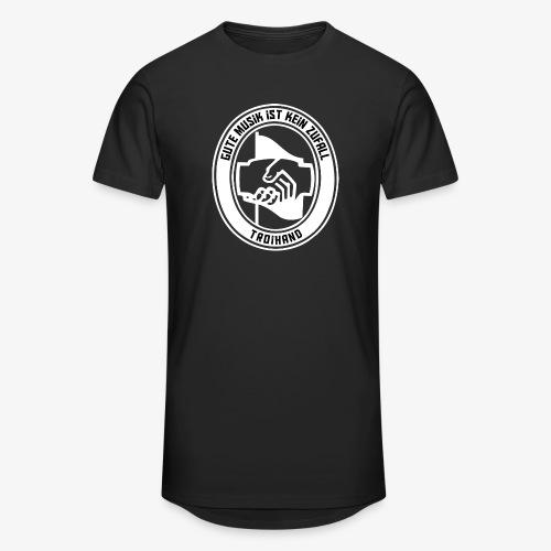 Logo Troihand invertiert - Männer Urban Longshirt