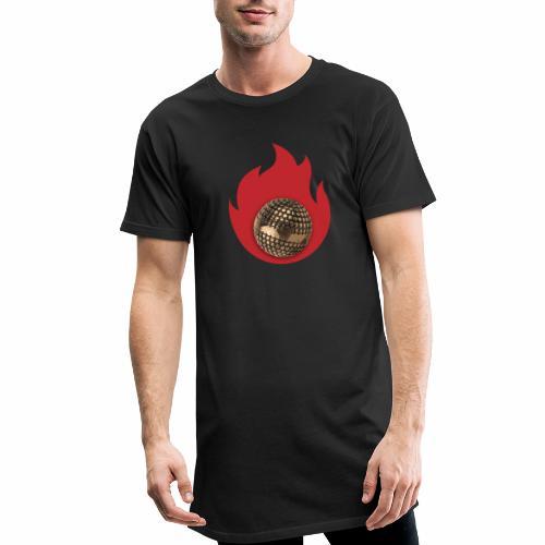 petanque fire - T-shirt long Homme