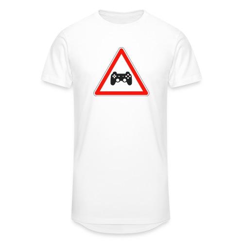 cedezaujeux - T-shirt long Homme