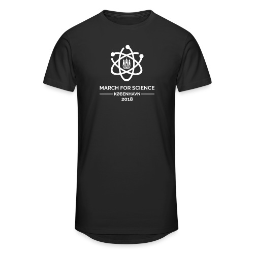 March for Science København 2018 - Men's Long Body Urban Tee