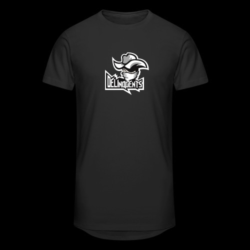 Delinquents TriColor - Herre Urban Longshirt