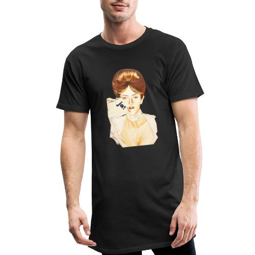 Women Motiv - JA! - Männer Urban Longshirt