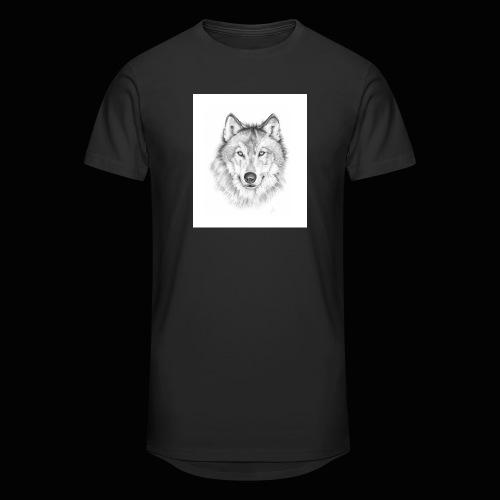 Wolf - Herre Urban Longshirt