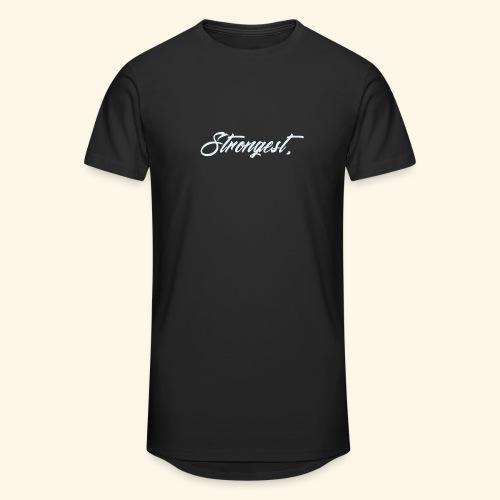Strongest - T-shirt long Homme