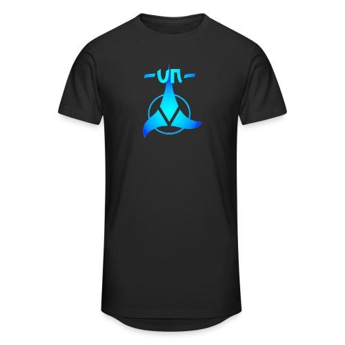 UNNICK Logo - Männer Urban Longshirt