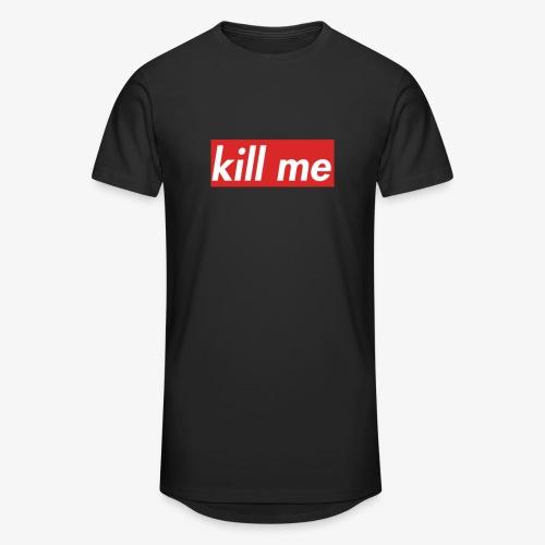 kill me - Men's Long Body Urban Tee