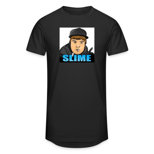 Egen SlimePlays Klær - Urban lang T-skjorte for menn