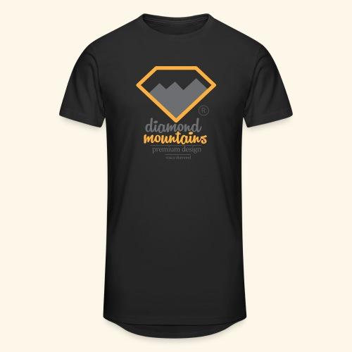 Diamond - Długa koszulka męska urban style