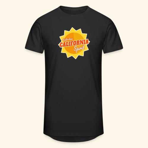 California Spirit Radioshow - T-shirt long Homme