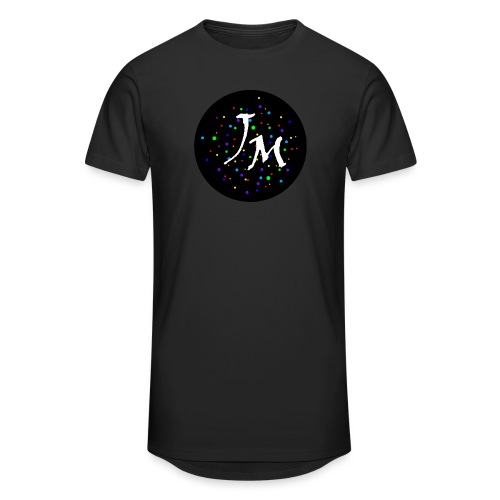 Logo - Männer Urban Longshirt