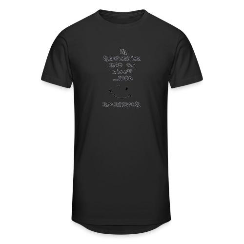 Para el espejo: SI ENTIENDES LO QUE PONE AQUI - Camiseta urbana para hombre