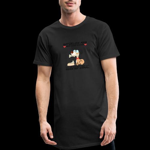 Dog - Männer Urban Longshirt