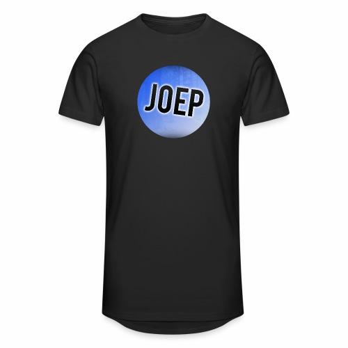Mannen T-Shirt met logo - Mannen Urban longshirt