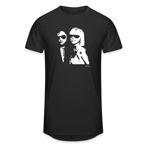 DIVA 04 - Männer Urban Longshirt