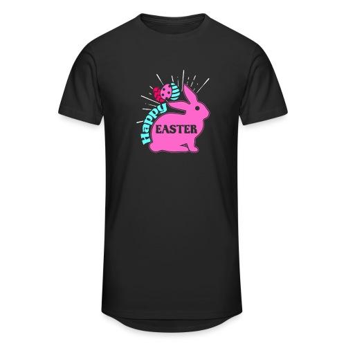Happy Easter - Frohe Ostern - Männer Urban Longshirt