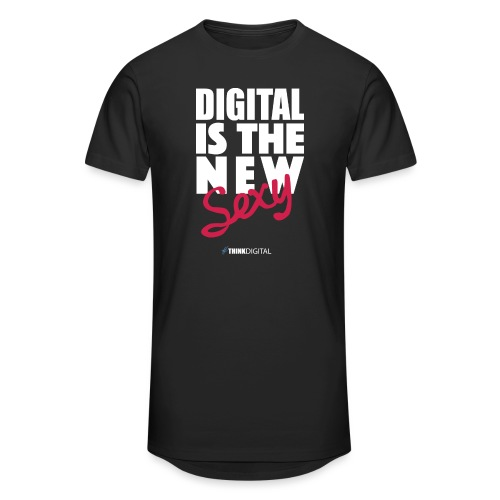 DIGITAL is the New Sexy - Maglietta  Urban da uomo