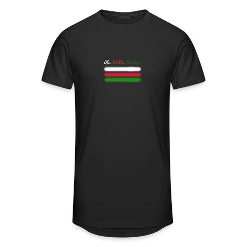 Je Suis Gaza - Herre Urban Longshirt