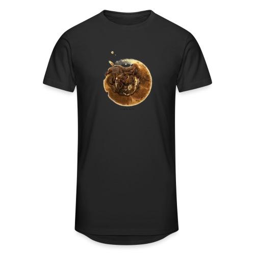 Oeuf Meurette - T-shirt long Homme