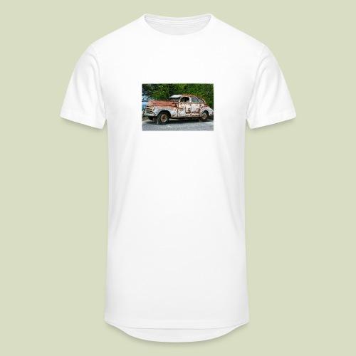 RustyCar - Miesten urbaani pitkäpaita