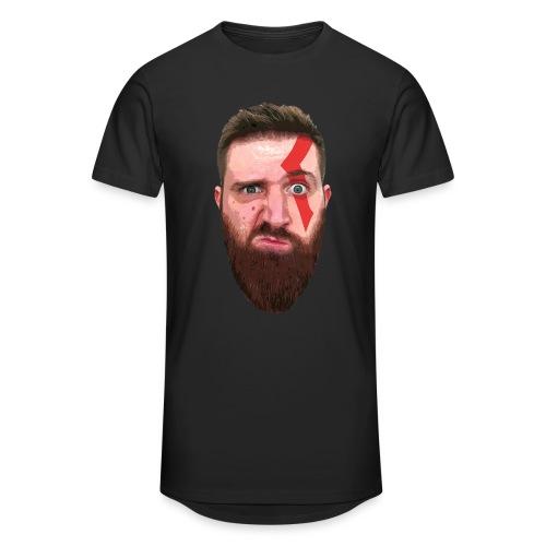 God of Pixel - Männer Urban Longshirt