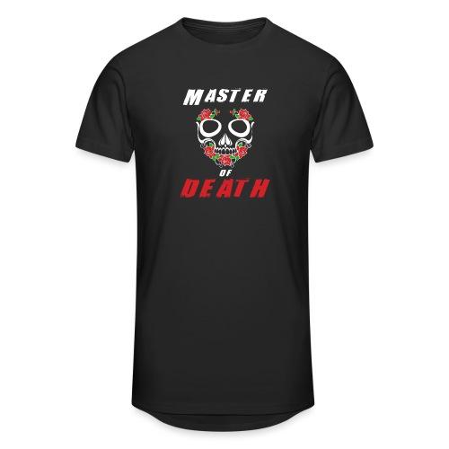 Master of death - white - Długa koszulka męska urban style