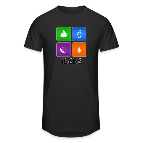 iBébé - T-shirt long Homme