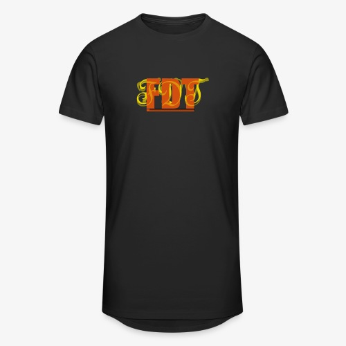 FDT - Men's Long Body Urban Tee