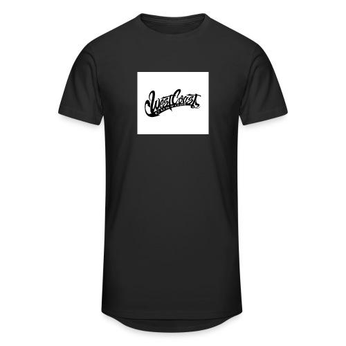 wcc logo black and white - Maglietta  Urban da uomo