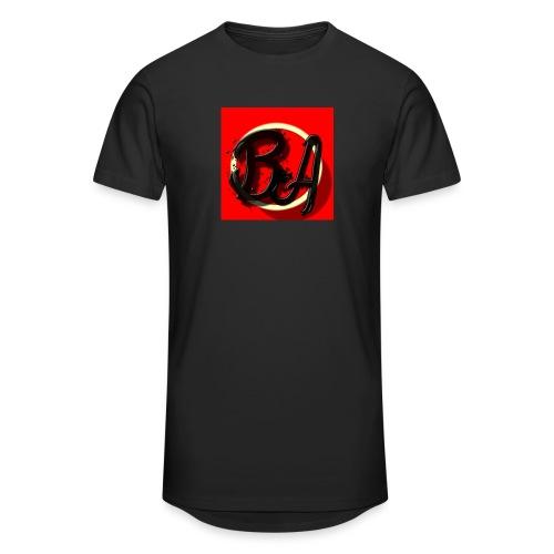 bentings - Urban lang T-skjorte for menn