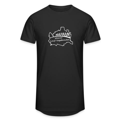 Laufvagabunden T Shirt - Männer Urban Longshirt