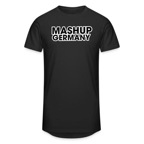 Mashup-Germany Shirt Long (Men) - Männer Urban Longshirt
