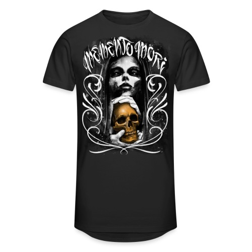 MEMENTO MORI - Männer Urban Longshirt