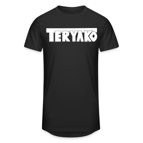 Teryako Logo - Männer Urban Longshirt