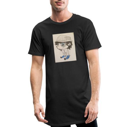 la vida es bella - Camiseta urbana para hombre
