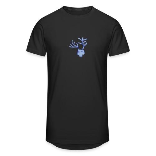 Jelen - Długa koszulka męska urban style