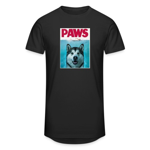 paws 2 - Men's Long Body Urban Tee