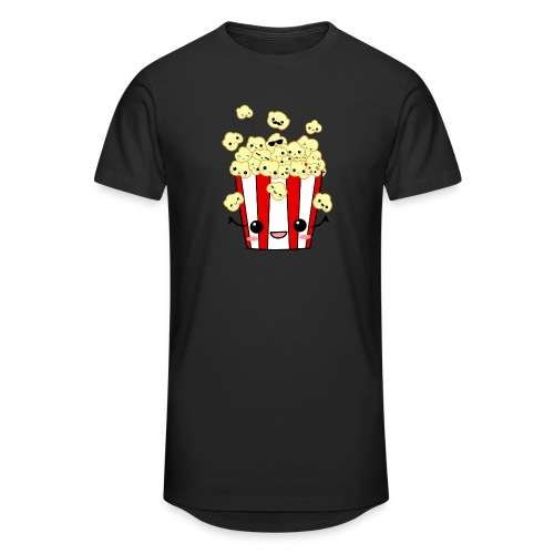 PopCorn - Camiseta urbana para hombre