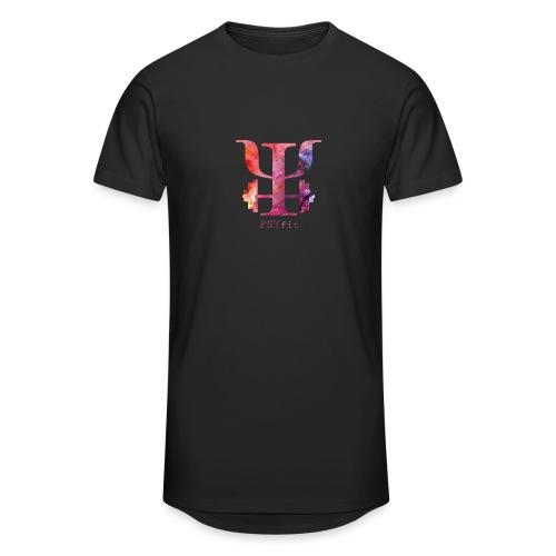 HIHi - Men's Long Body Urban Tee