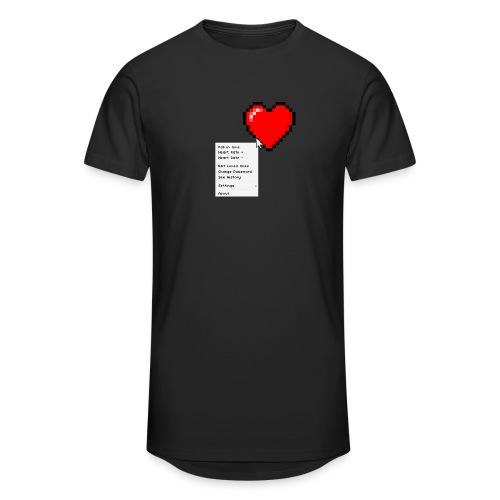 Options of the heart - Herre Urban Longshirt