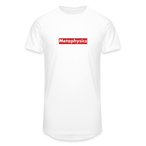 Larry Fitzpatrick X Metaphysics - Männer Urban Longshirt
