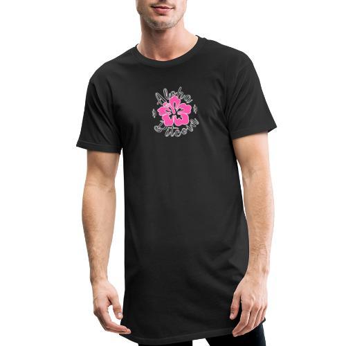 Aloha Bitcoin! - Camiseta urbana para hombre