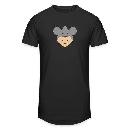 Mr Mousey   Ibbleobble - Men's Long Body Urban Tee