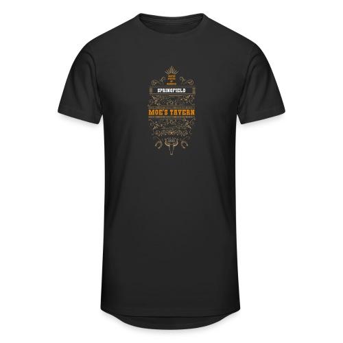 Springfield Moe's Tavern - Długa koszulka męska urban style