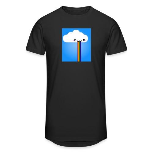 rainbow - Männer Urban Longshirt