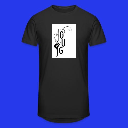 GUG logo - Männer Urban Longshirt